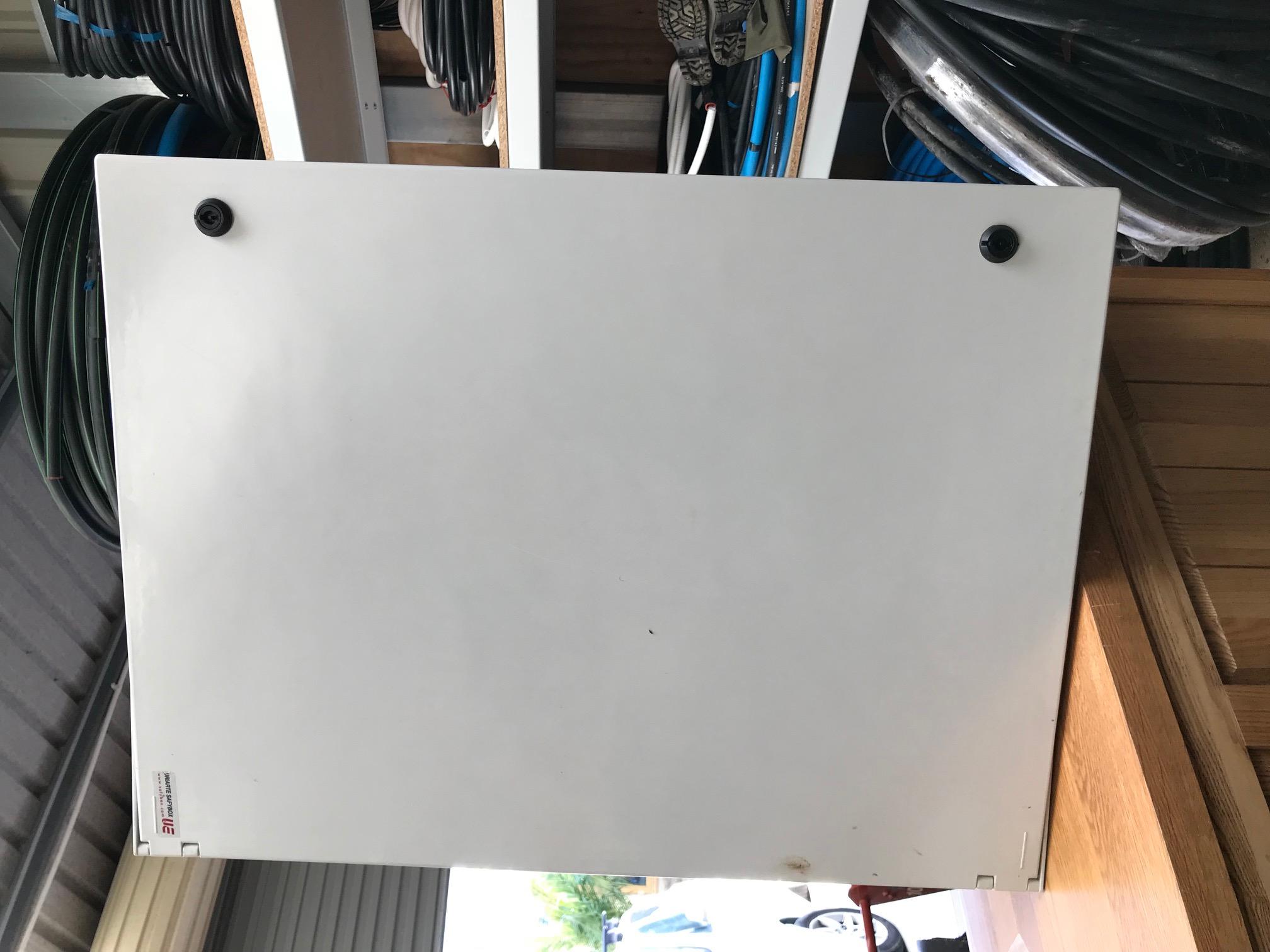 Safety box 1