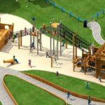 Saumarez Park Toddler Playground